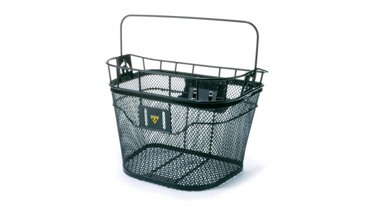 Topeak Koszyk na kierownicę Basket Front Black