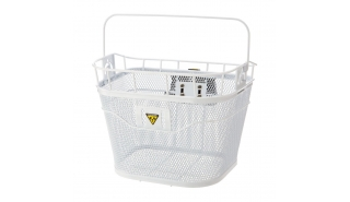Topeak Koszyk na kierownicę Basket Front White