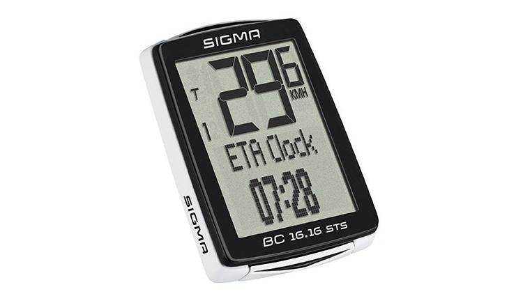 Sigma Licznik BC 16.16 STS