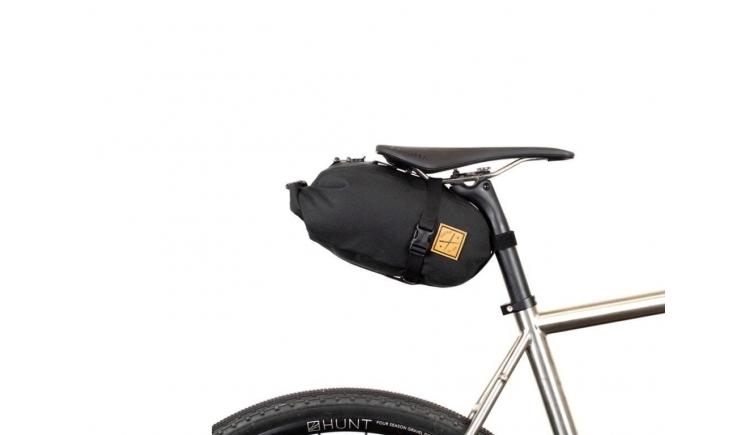 Torba podsiodłowa Restrap Saddle Pack, 4.5L, czarny, 4,5L