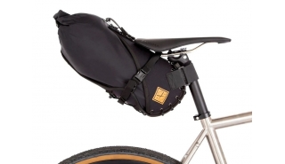 Restrap Torba podsiodłowa Saddle Bag, 8L, czarny