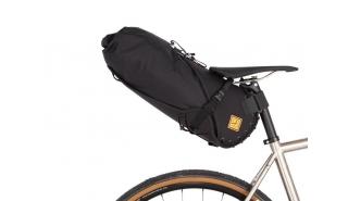 Restrap Torba podsiodłowa Saddle Bag, 14L, czarny
