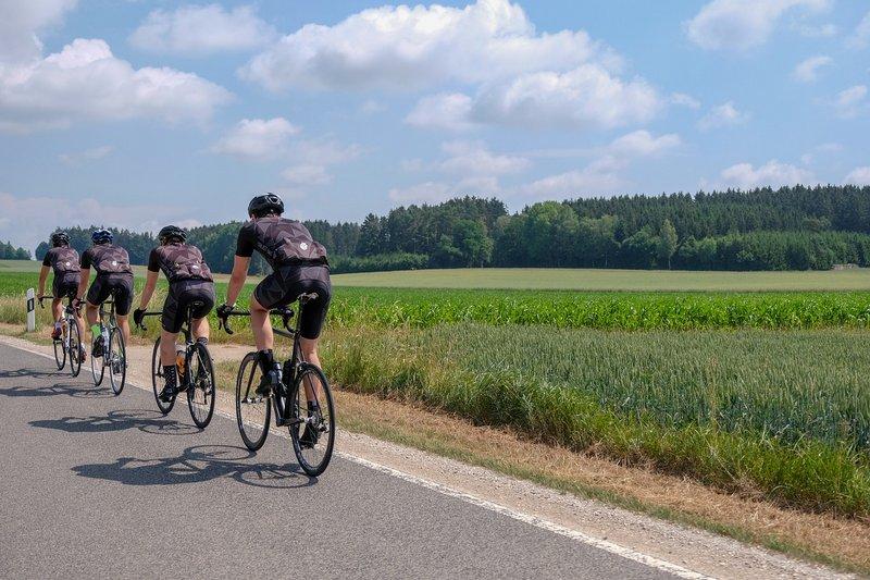 Maraton na rowerach
