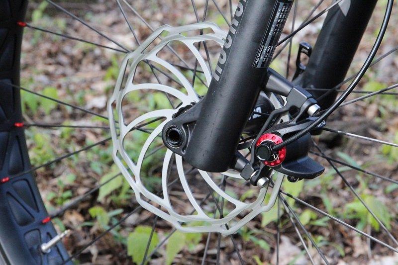 Opona roweru fat bike