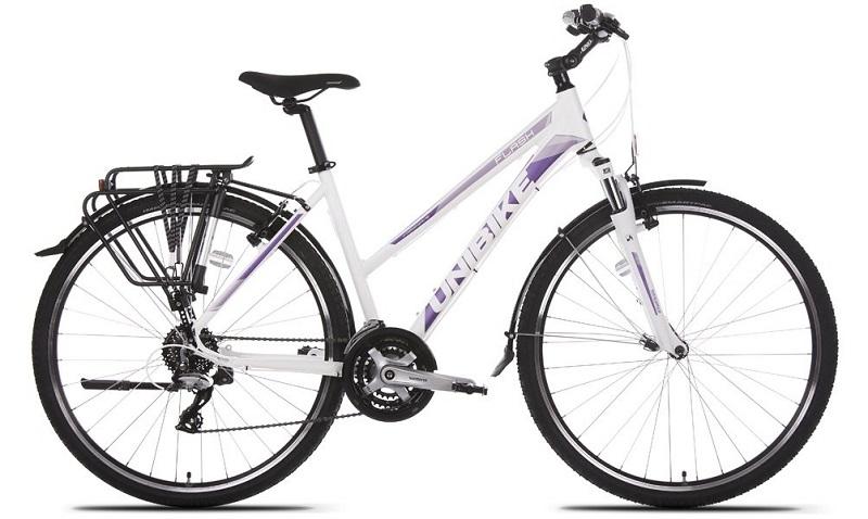 Rower crossowy Unibike Flash z osprzętem Shimano