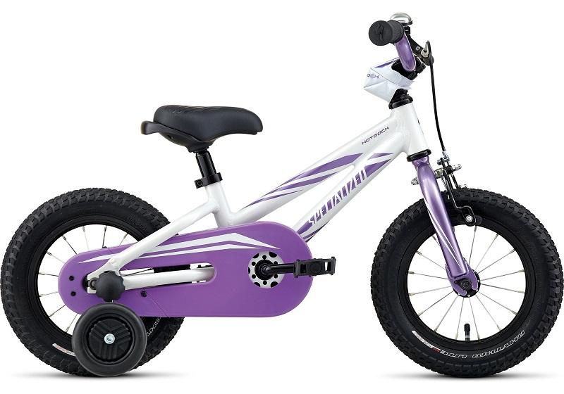 Rower dziecięcy Specialized Hotrock fioletowy na wyprzedaży