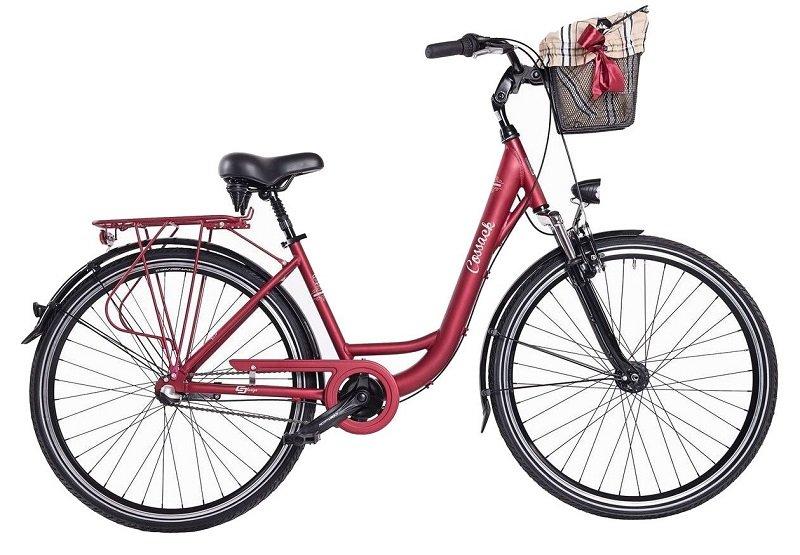 Rower miejski Cossack Economic City w sklepie rowerowym Immotion