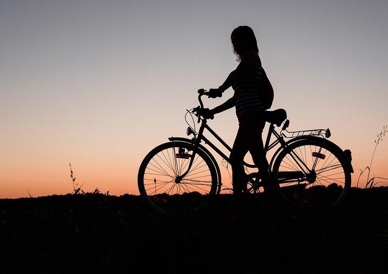 W rowerze rama powinna być dobrana do wzrostu