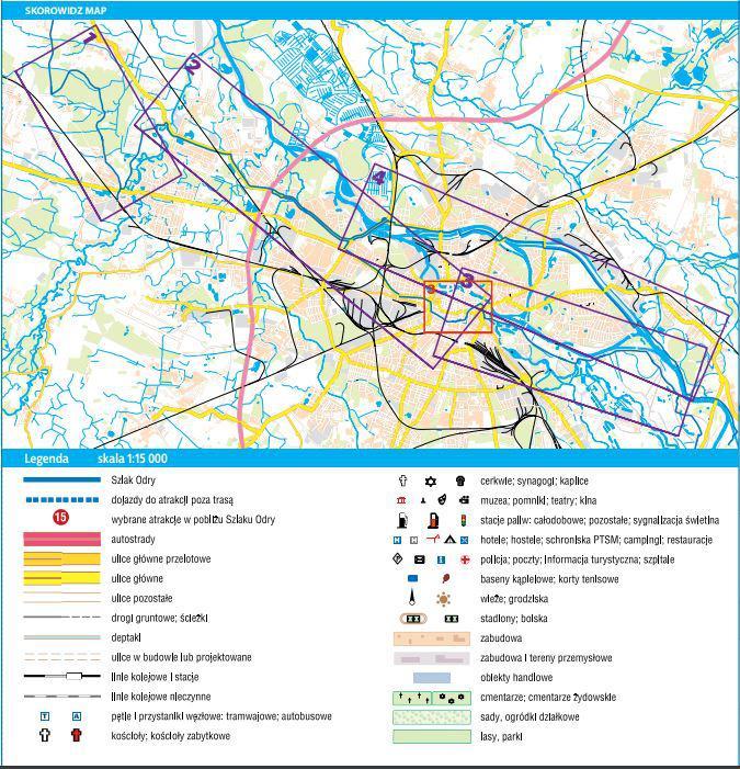 Trasa rowerowa Szlak Odry we Wrocławiu